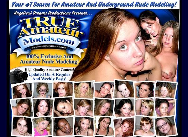 Trueamateurmodels.com review & discount