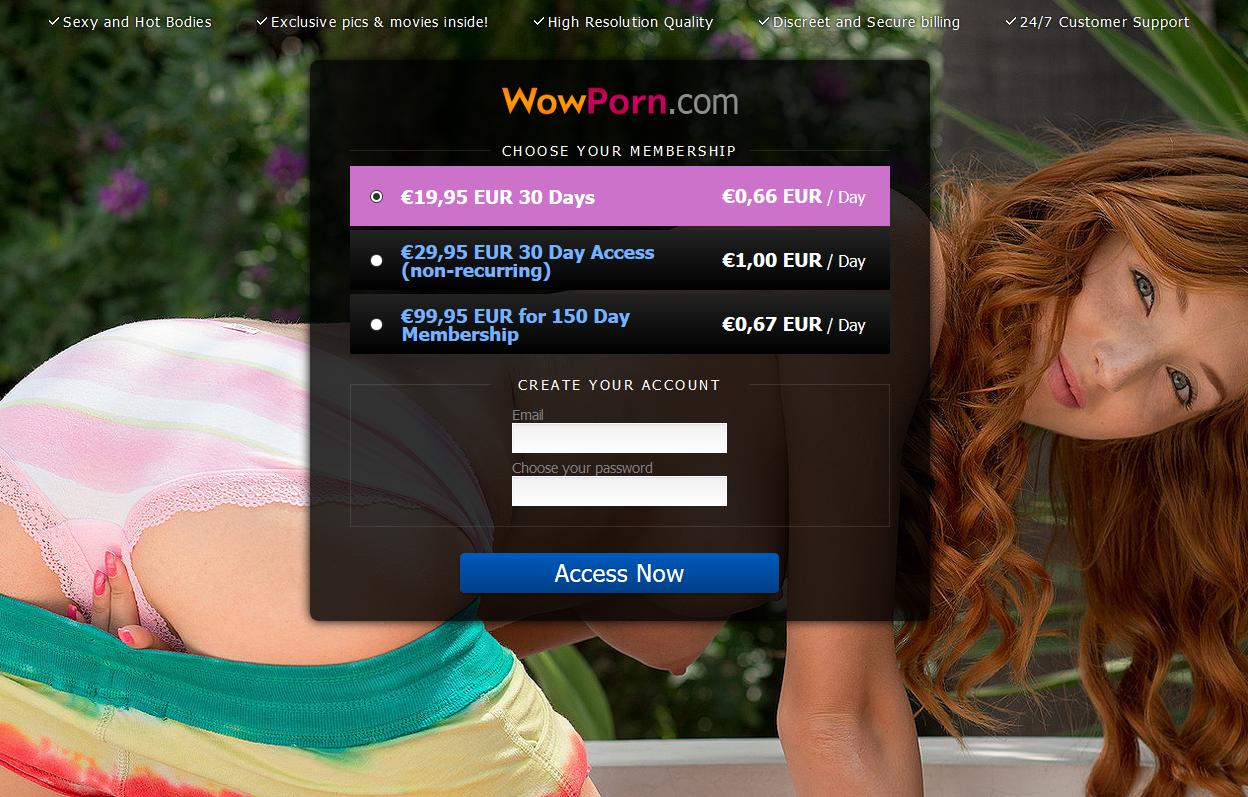 Wowporn discount